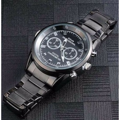 Spy watches with camcoder and dictaphone - 8GB