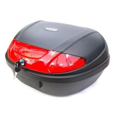 Awina 62L - černý kufr topcase na motorku a skútr