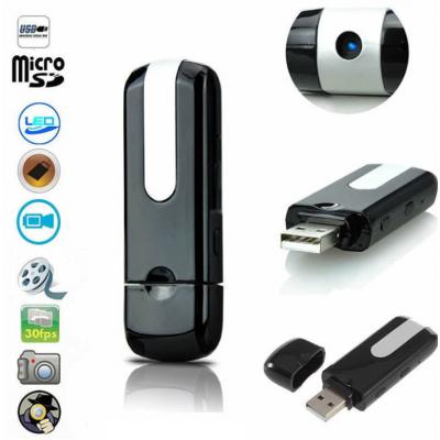Špionážní USB flash disk / USB flash disk s kamerou a...