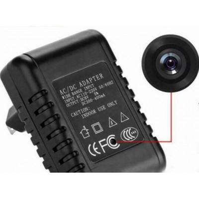 USB nabíječka/adaptér se skrytou WiFi FULL HD kamerou