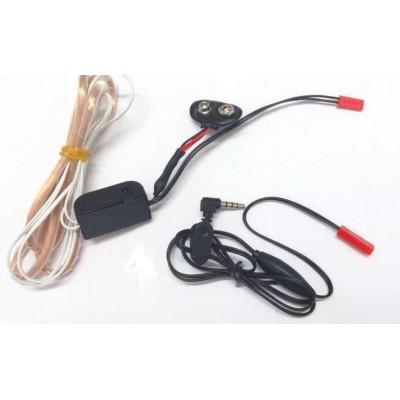Indukční smyčka 3W pro neviditelné sluchátko/mikrosluchátko