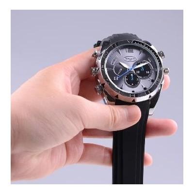 IR Špionážní hodinky s kamerou, 1920x1080px - 32GB