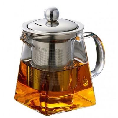 Konvice na čaj s nerezovým sítkem 350ml