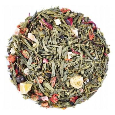 Tropická fantazie 50g (zelený čaj s tropickým ovocem)